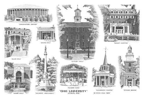Ohio University - Athens, Ohio