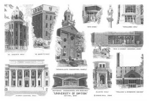 University of Dayton - Dayton, Ohio