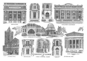 University of Illinois - Champaign, Illinois