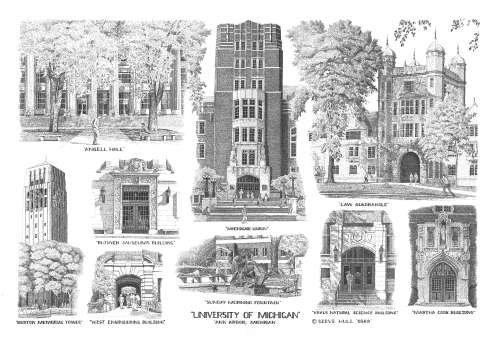 University of Michigan - Ann Arbor, Michigan