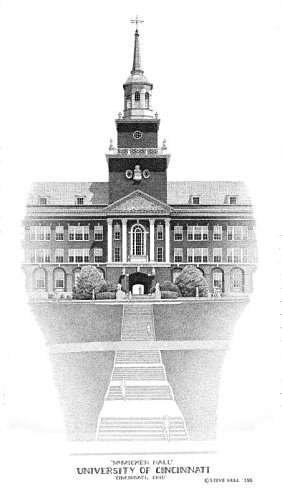 University of Cincinnati - McMicken Hall