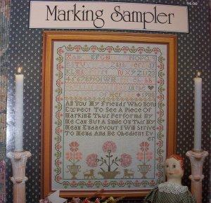 Marking Sampler - Just Cross Stitch