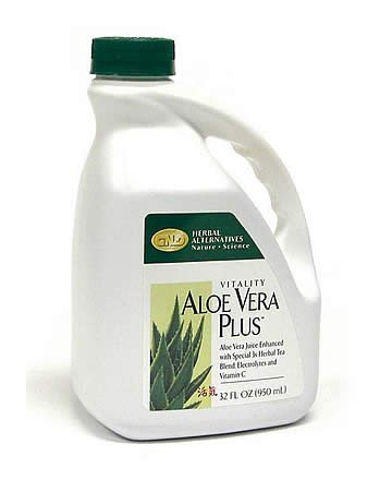 Aloe Vera Plus-Qt 32 fluid Oz (case Qty.6)