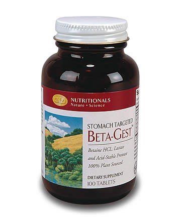 Beta-Gest Digestive Aid (100 tablets) case Qty. 6