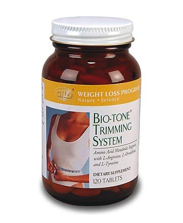 Bio-Tone Trimming System (120 tablets) single