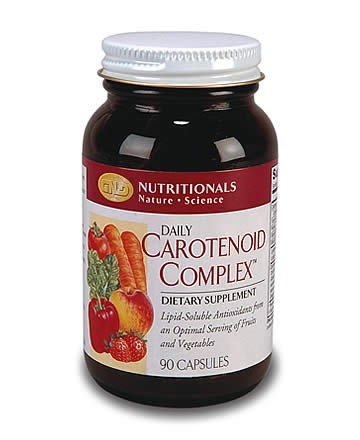 Daily Carotenoid Complex (90 capsules) case Qty.6