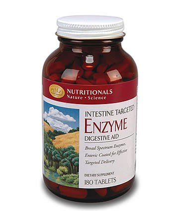 Enzyme Digestive Aid (180 tablets) single