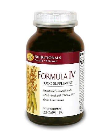Formula IV-Bottle (120 capsules) single