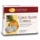 Garlic Allium Complex (60 tablets) case Qty.6