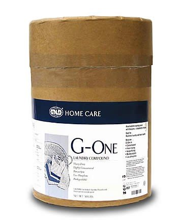 G-One Laundry Compound (50lbs) case Qty.2