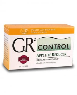 GR2 Control Appetite Reducer (84 tablets) single
