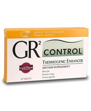 GR2 Control Thermogenic Enhancer (42 tablets) single