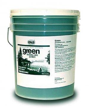 Green, 5 gal