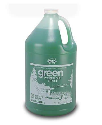 Green, gal (case Qty.4)