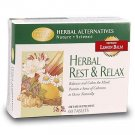 Herbal Rest and Relax (60 tablets) case Qty.6