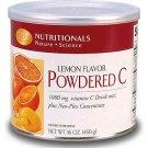 Powdered C (1lb) case Qty.6
