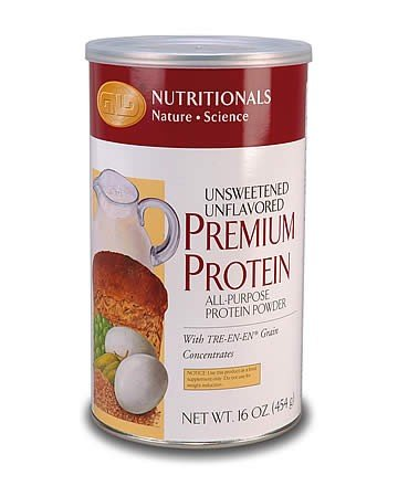 Premium All-Purpose Protein (1lb) case Qty.6