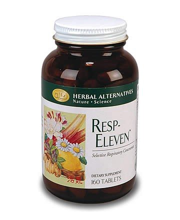 Resp-Eleven (160 tablets) case Qty.6