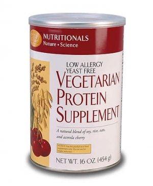 Vegetarian Protein Supplement (1lb) single