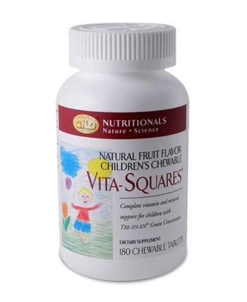 Vita-Squares (180 tablets) case Qty.6