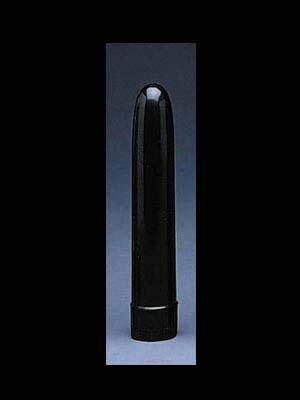 Slim Line Black Vibrator