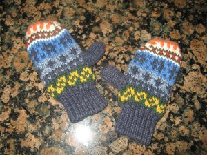 Baby Gap 18 - 24 mo Mittens! Fully lined, super soft unisex Winter outerwear ski trip