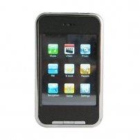 Digital MP4 Player w/TouchScreen, Audio, Video, FM Tuner, M168 (2GB)