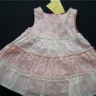 Gymboree GARDEN PARTY Tiered Dress Size 0/3m