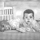 Portrait Pencil Drawing