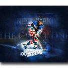 Wayne Gretzky Photo, #99 New York Rangers Custom Canvas Print (NHL024)