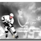 Wayne Gretzky Photo, #99 LA Kings Custom Canvas Print (NHL006)