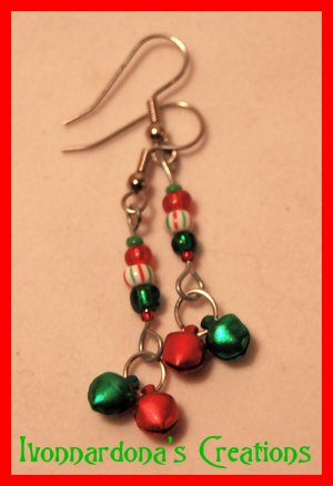Red and Green Jingle Bells