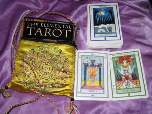 Elemental Tarot by Caroline Smith and John Astrop