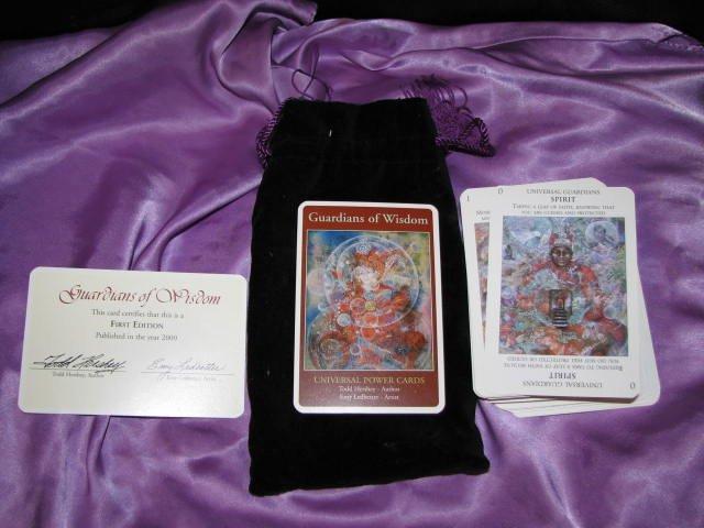 Guardians of Wisdom Cards