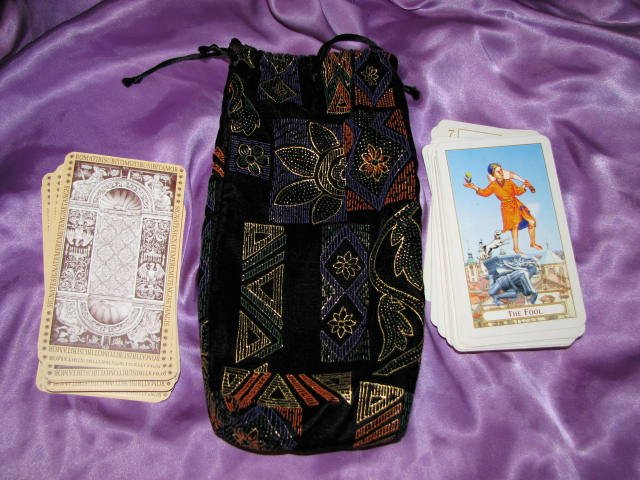 Tarot of Prague by Karen Mahoney