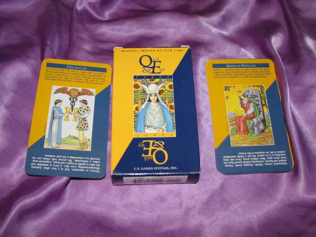 Quick and Easy Tarot