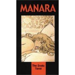 Manara Erotic Tarot by Lo Scarabeo