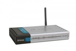 DLink DSL Modem