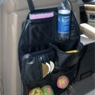 Leather Car Seat Backpack Organizer