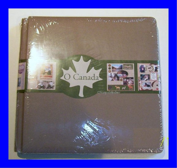 Creative Memories O CANADA Album