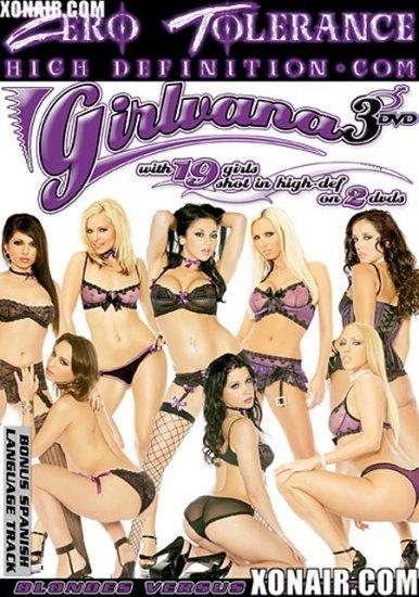 Girlvana 3 / Zero Tolerance *NEW* Lesbian FREE SHIPPING