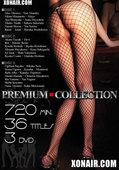 Premium x Collection: 36 Titles / Fairy Ent *NEW*