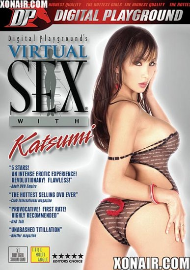 Virtual Sex w/ Katsumi / Digital Playground *NEW*