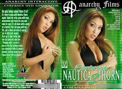 Playing With Nautica Thorn 2 / Anarchy Films *NEW* FREE SHIPPING