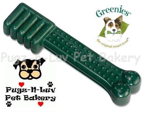 Greenies REGULAR Hard SMART CHEW Nylon Dental Dog Toy