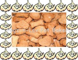 Dog Treats Biscuits Gourmet Homemade 1 LB Garlic
