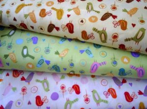 Fabric Set- On A Whim 7571