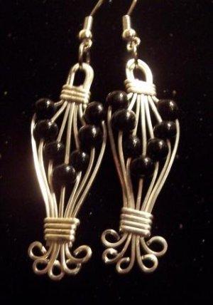Sterling Silver Arrowhead Earrings