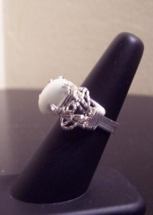 Sterling Silver Ladies ring