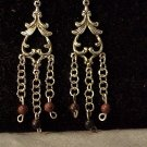 Silver and Jasper Earrings